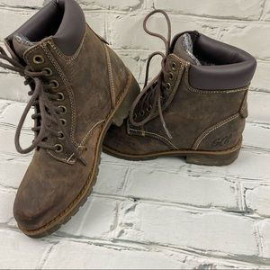 Soft Moc leather thinsulate linden hiking boots